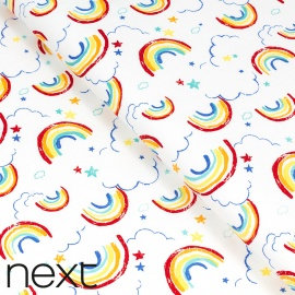 Интерлок Lovely Rainbow фото